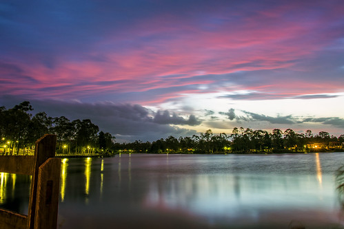 longexposure sunset sky water weather clouds lowlight waterreflections forestlake sunsetsandsunrisesgold cloudsstormssunsetssunrises