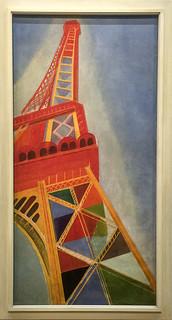 """Exposition Robert Delaunay """"Rythmes sans fin"""" - Centre national d'art et de culture Georges Pompidou - Paris"""