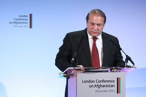 Pakistan Prime Minister Nawaz Sharif | by DFID - UK Department for International Development