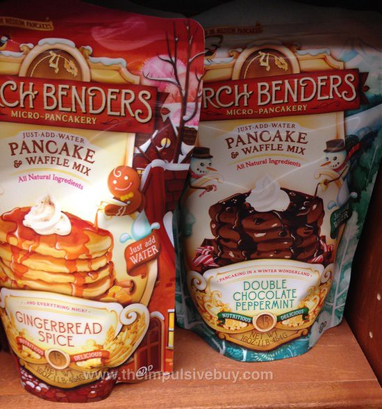 Birch Benders Micro-Pancakery Gingerbread Spice and Double