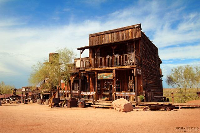 Goldfield Ghost Town - Arizona