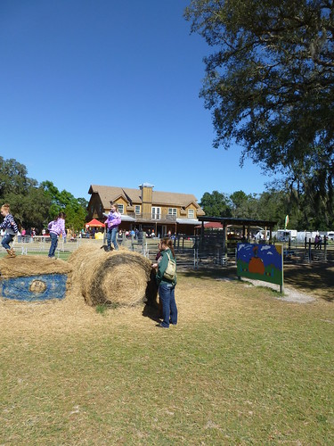 barn farm haybale sweetfieldsfarm