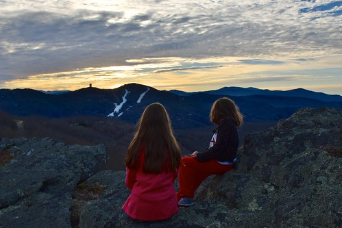 girls sunset blueridge highcountry sugarmountain sevendevils