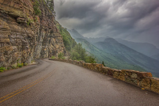 Going to the Sun Road | by Trevor Bexon