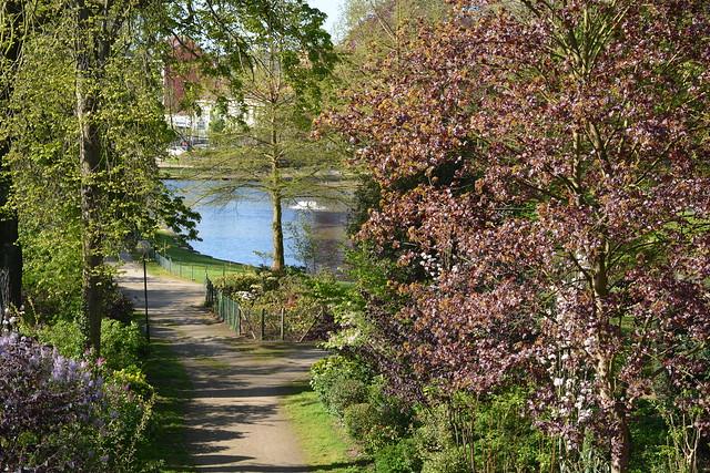 Jardin Jean Sobieski Brussels