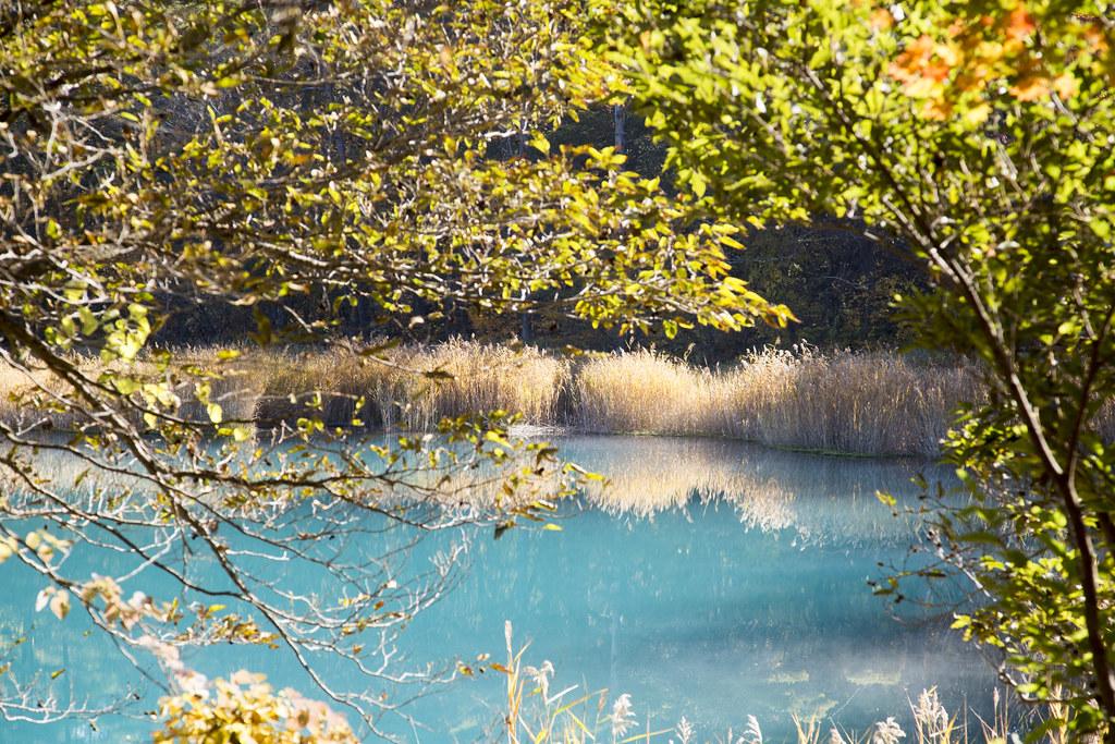五色沼 Five Colors Of Marshes Masao Katayama Flickr