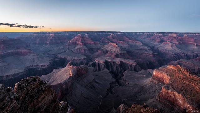 Goodbye Grand Canyon