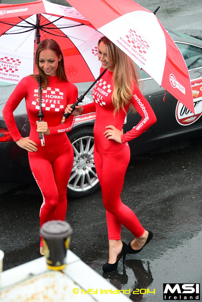 Mr Hobbs coffee girls 2013_14 - Cannonball Mondello 13. Aston Martin.