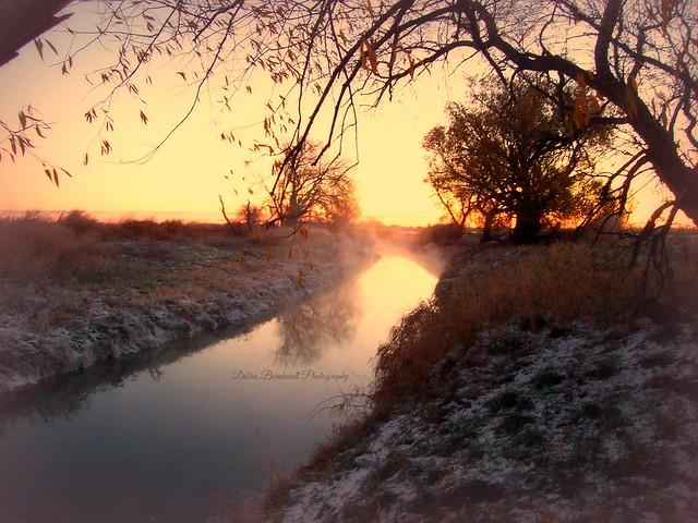 A Freezing Serene Peace...