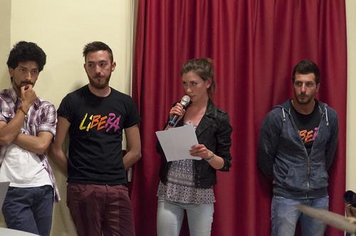 Presentazione L6 Rivarolo | by Presidio Libera ''Luigi Ioculano''