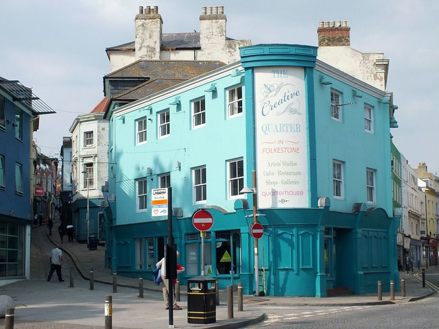 The Creative Quarter in Folkestone - Kent