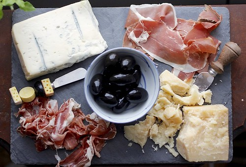Italian Meats & Cheeses | by nycblondieandbrownie