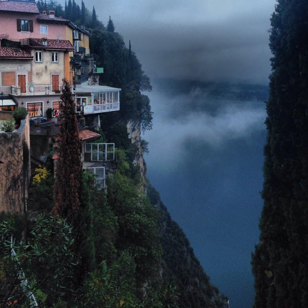 La Terrazza Del Brivido Valentina Flickr