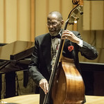 Ron Carter's Golden Striker Trio at Zipper Concert Hall, Saturday, December 6, 2014. Photos reproduced by Bob Barry's kind permission.