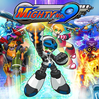 mighty no 9 | by PlayStation Europe