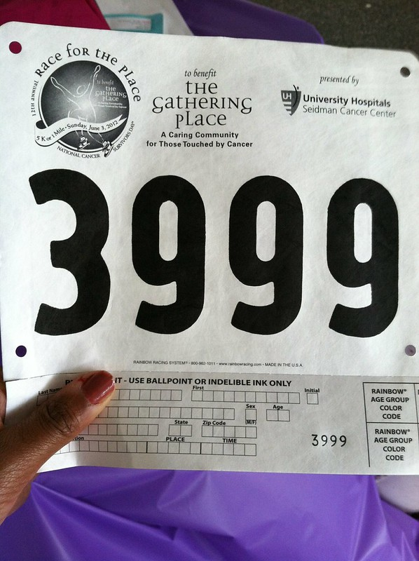 Race for the Place   5K