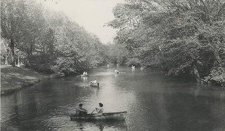 Crystal Lake Park, May 23, 1945 | by The Urbana Free Library Digital Collections