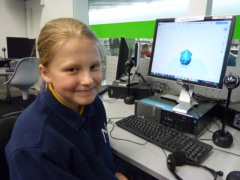 2D to 3D Horizons programme - South Learning Centre