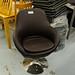 Swivel chair tub