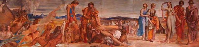 +1885: Los heraldos se llevan a Briseida