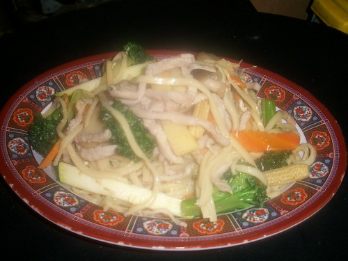 B25 Pork Lo Mein | by Golden Gate Chinese Restaurant