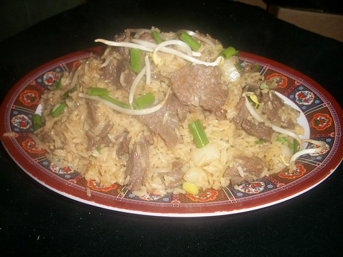 E3 Beef Fried Rice | by Golden Gate Chinese Restaurant