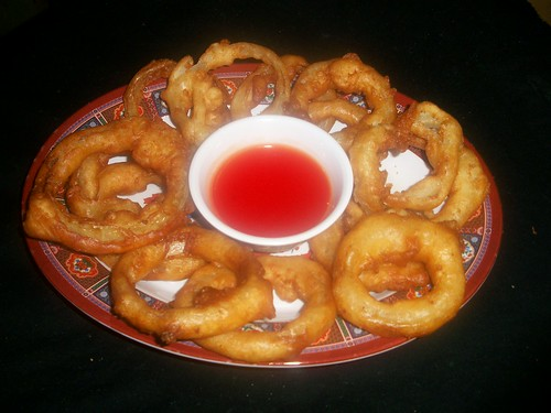 A5 6pc Onion Rings | by Golden Gate Chinese Restaurant