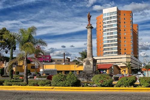 Av. Juárez, Puebla, Pue.