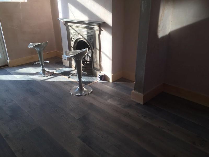 Floor done