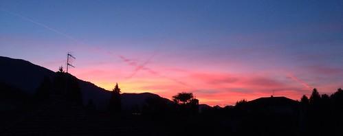 light sky italy panorama sun silhouette clouds montagne italia nuvole alba cielo aurora sole montagna luce cannobio