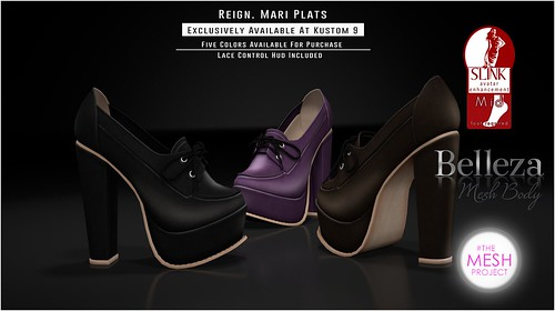 REIGN. MARI PLATS!