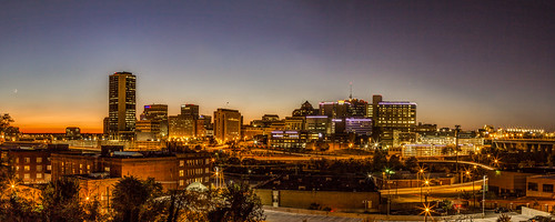 Richmond, Shockoe Bottom, HDR Pano | by 4myrrh1