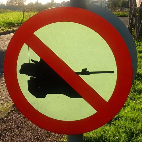 Hmm… no tanks. Why did nobody tell me earlier! | by ChrisJohnRiley