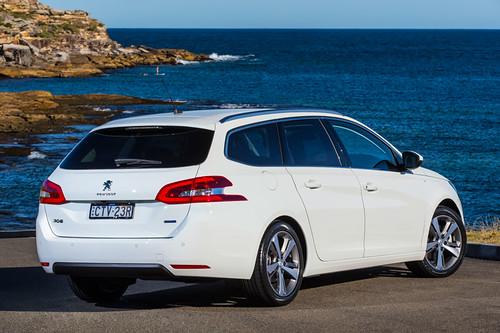 2014 Peugeot 308 Allure Touring HDi: Australia's Auto Sale ...
