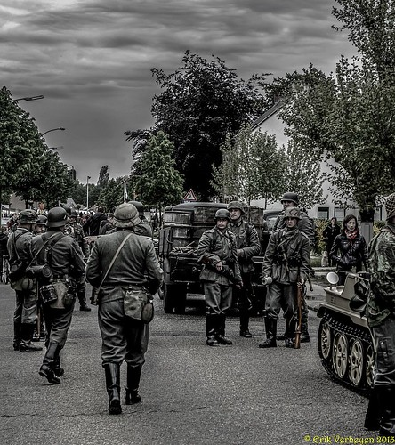 Olen War Reenactment 2013