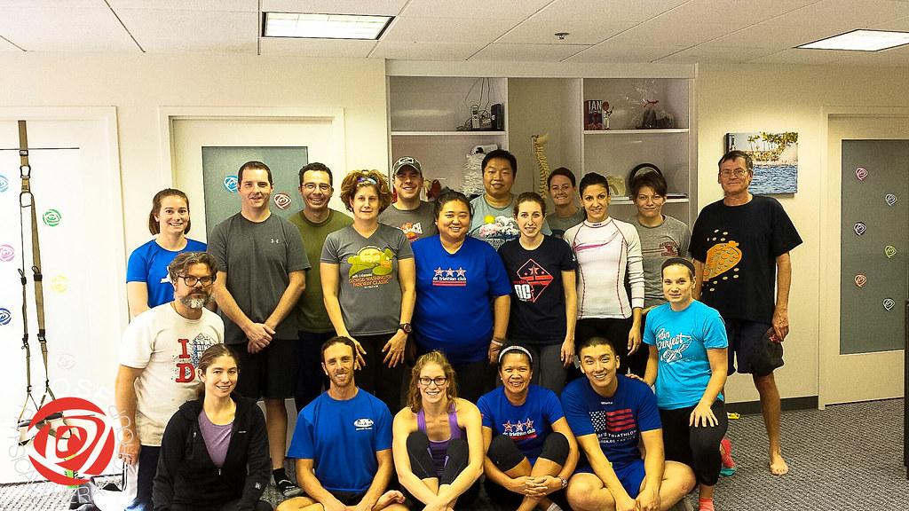 Strength Training for Tri Seminar 2 - 2014 -_   ROSE PHYSICAL THERAPY GROUP   Flickr