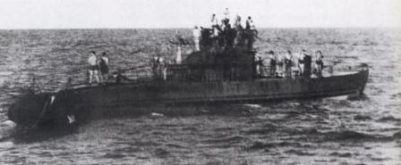 U-boot tipo Milchkuh