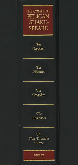Viking Penguin - The Complete Pelican Shakespeare
