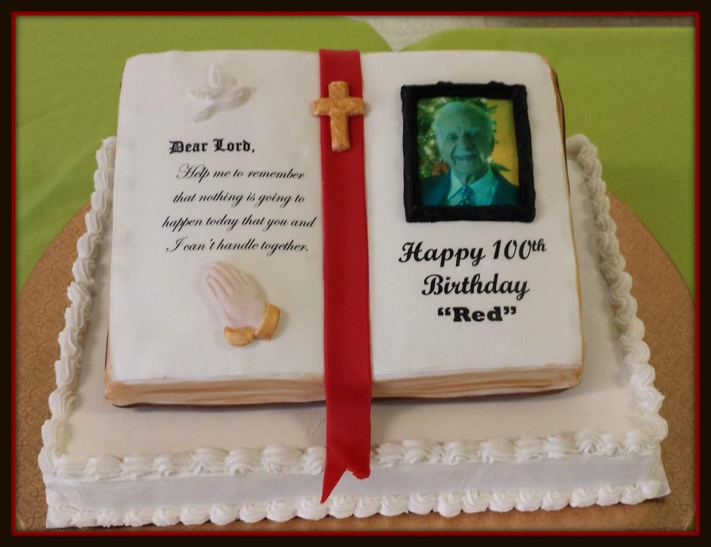 Tremendous Bible Cake By Debbie Orlando Fl Birthdaycakes4Free Flickr Personalised Birthday Cards Xaembasilily Jamesorg