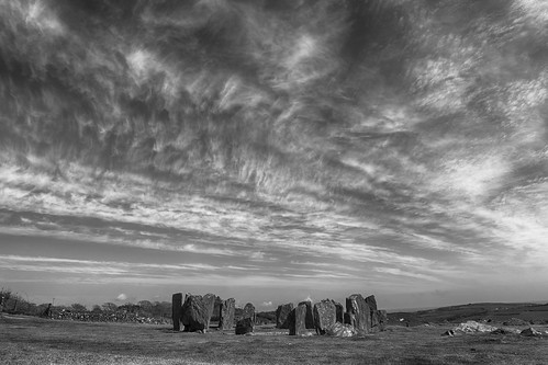 ireland bw cloud white black stone circle landscape photography fuji cork fujifilm drombeg glandore xm1