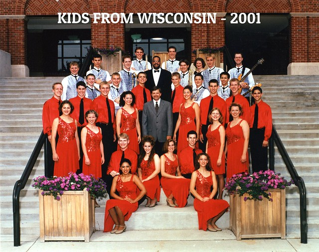 Kids from Wisconsin Show Troupe