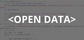 Open data | by thedescrier