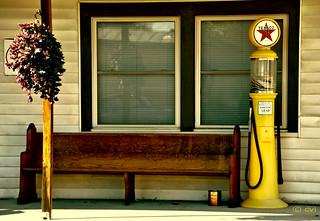 The Yellow Pump