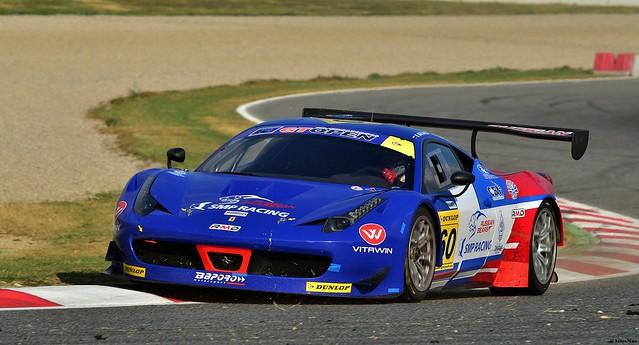 Ferrari 458 Italia GT3 / SMP Racing / Russian Bears