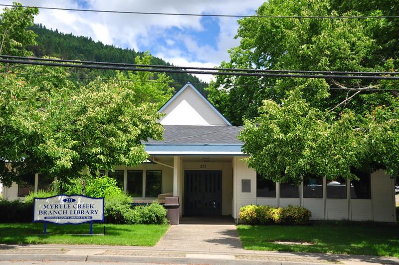 Myrtle Creek Branch Library