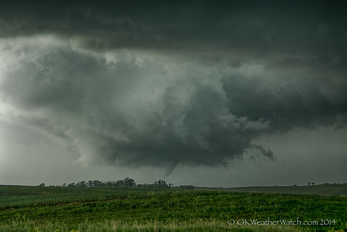 tornado wallcloud