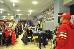 AUGURI NATALIZI CLUB FERRARI ABBIATEGRASSO   14 DICEMBRE 2014 Foto A. Artusa