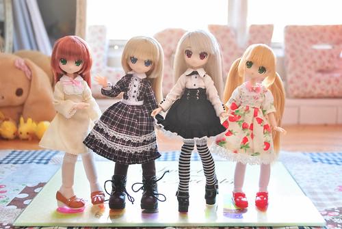 The fantastic four   by AeroHail