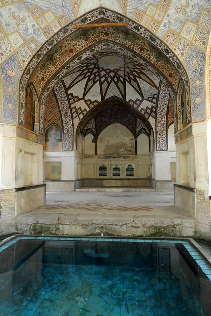 Jardin de Fin o Bagh-e Fin Kashan Iran 15