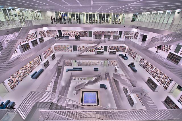 City Library Stuttgart